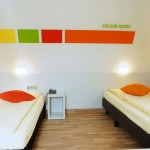 Colour Hotel Bedroom