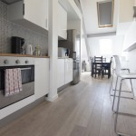 Grand Place Apartments Kitchen
