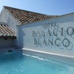 Hotel Palacio Blanco Swimmingpool
