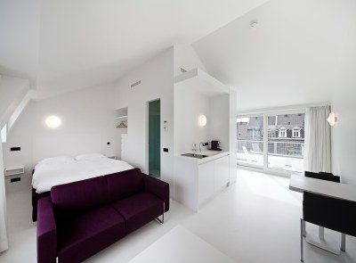 Maastricht stay with style for Designhotel holland