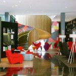 CitizenM London Bankside Lobby