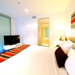 Q1 Resort and Spa Bedroom