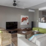 Cape Bay Luxury Apartments Living Room