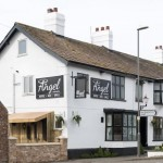 The Angel at Topcliffe Exterior