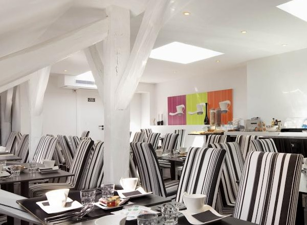 Paris stay with style for Standard design hotel